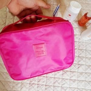 Tas Kosmetik Cosmetic Organizer Pouch Monopoly Travel Travel Ba Tokopedia