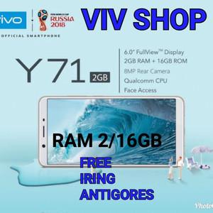 Vivo Y71 Ram 2 Garansi Resmi Vivo Tokopedia