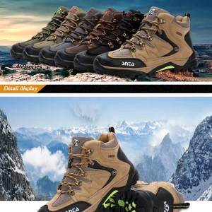 Sepatu Gunung Snta 469 Tokopedia
