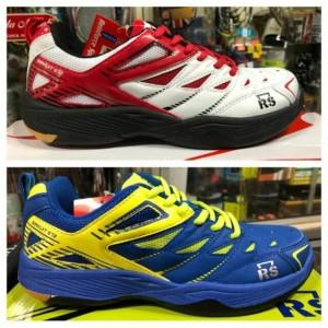 Sepatu Badminton Original Rs Sirkuit 568 Tokopedia