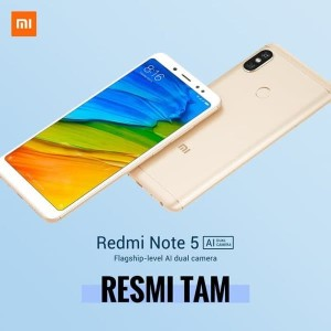 Xiaomi Redmi Note 5 Gold 3gb 32gb Tokopedia