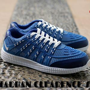 Sepatu Sport Nike Airmax 2016 Blue Kets Casual Cowok Tokopedia