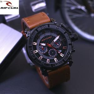 Jam Tangan Ripcurl Kulit Premium Sport Elegant Mewah Best Seller Limited Tokopedia