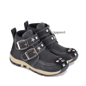 Sepatu Sekolah Anak Laki Original Hitam Tokopedia