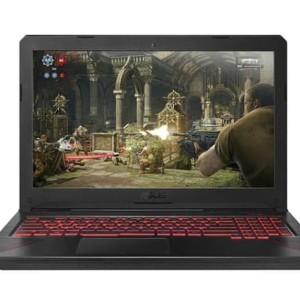 Promo Laptop Gaming Asus Tuf Gaming Fx504g Ddm617 Intel Core I7 Ram 4gb Hdd1tb Layar 15inch Gaming Desain Warna It Gratis Aplikasi Dan Paking Kayu Tokopedia