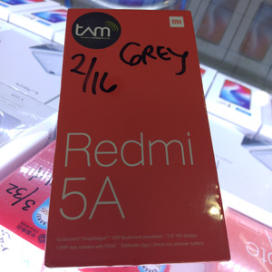 Xiaomi Redmi 5a 4g Lte Ram 2gb 16gb Garansi Resmi Tam Tokopedia