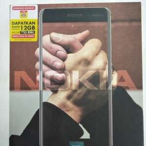 Hp Nokia 6 Android Tokopedia