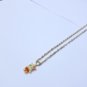Jual Kalung Anak Emas Kuning 70 Berat 3 Gram Panjang 34cm Hello Kitty