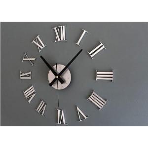 Jam Dinding 3d Unik Dan Besar Tokopedia