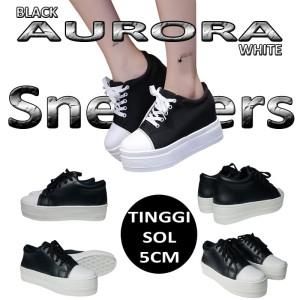 Sepatu Wanita Sneakers Korea Tokopedia