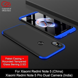 Xiaomi Redmi Note 5 Ai Dual Back Camera Ram 6 Gb Rom 64 Gb Tokopedia