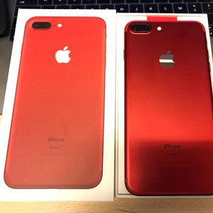 Iphone 7 Plus 32gb Red Second Terawat Tokopedia