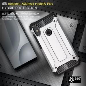 Spigen Iron XIAOMI REDMI NOTE 5 PRO Soft Case Slim Rugged Armor