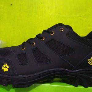 Sepatu Jack Wolfskin Sepatu Gunung Sepatu Outdoor Sepatu Trekking Sepatu Hiking Murah Tokopedia