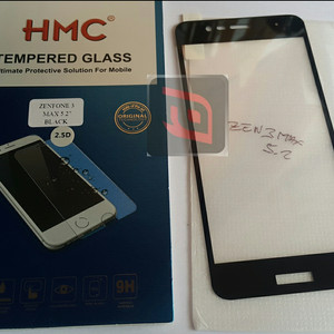Hmc Tempered Glass 25d Full Cover Asus Zenfone 3 Max 52 Zc520tl