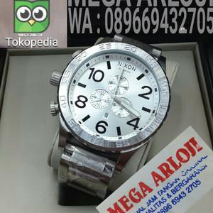 List Produk Jam Tangan Cowok Pria Nixon 51 30 Rosegold Putih Grade ... ac5b1e2eaa