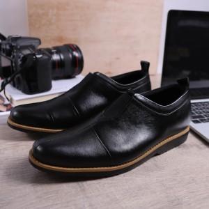 Sepatu Pantofel Kulit Pria Tokopedia