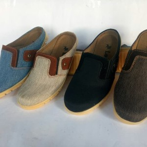 Sepatu Casual Slop Sandal Tokopedia