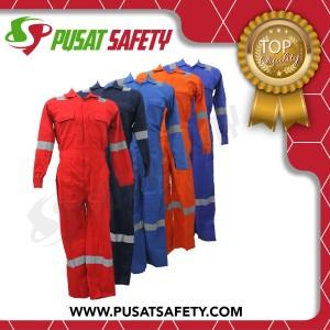 Wearpack Safety Seragam Baju Kerja Tokopedia