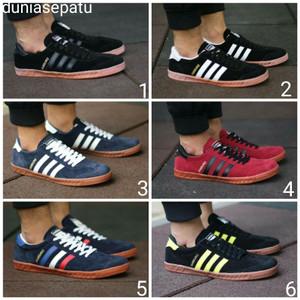 Sepatu Adidas Hamburg Sneakers Tokopedia