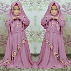 Baju Hijab Anak Perempuan Gamis Anak Tokopedia