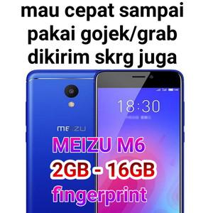 Meizu M6 2gb 16gb Garansi Resmi Tokopedia