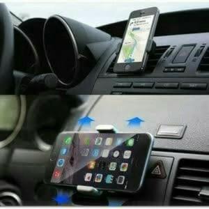 Holder Hp Di Ac Mobil Tempat Hp Di Ac Mobil Carmount Penjepit Hp Di Ac Mobil Tokopedia