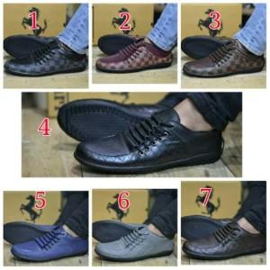 Sepatu Santai Pormal Tokopedia