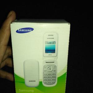 Handphone Samsung Flip Gt 1272 Dual Sim Tokopedia