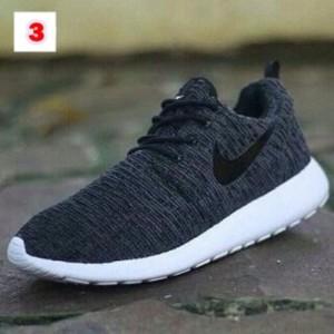 Nike Roshe Run Sepatu Running Tokopedia