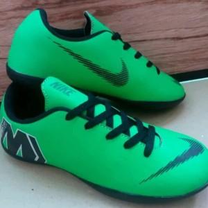 Sepatu Futsal Anak Adidas Neymar Green Original Componen Dd09 Tokopedia