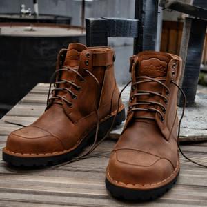 Sepatu Safety Kulit Original Tokopedia
