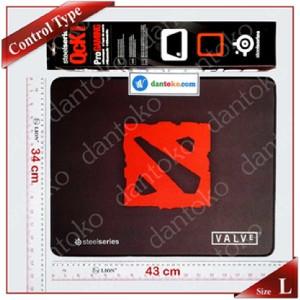 Jual Mouse Pad Steelseries Dota 2 Large Control Mousepad Gaming Harga Murah