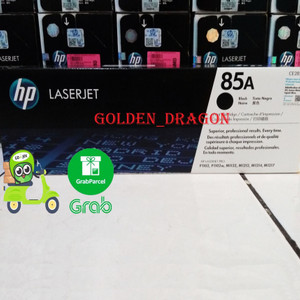 Laserjet Hp 85a Black Original Toner Tokopedia