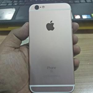 Iphone 6s 64gb Gold 2nd Ex International Tokopedia