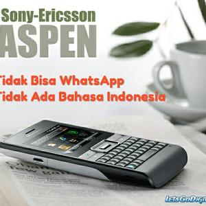 Sony Aspen M1i Garansi Resmi Tokopedia
