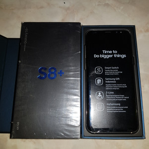 Samsung Galaxy S8 Plus Resmi Tokopedia