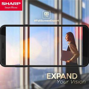 Sharp A2 Lite Ram 3gb 32gb Resmi Tokopedia
