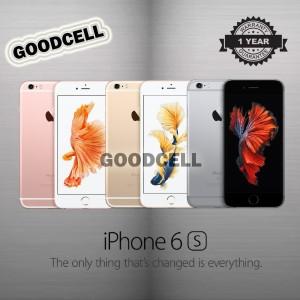 Iphone 6s 16gb Rose Gold 2nd Ex International Tokopedia