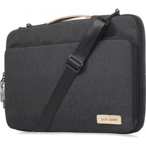 """Laptop Sling Bag Jack Spark ORIGINAL Waterproof 15"""" macbook Tas Laptop"""