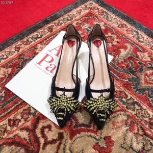Jual heels branded wanita cewek gucci kw vip shoes import 1 1 ori d4a14bf570
