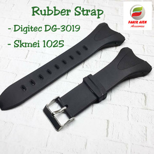 Rubber Strap Tali Jam Tangan Casio W 96h Casio W96h Tokopedia