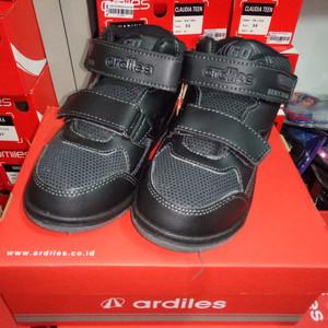 Sepatu Sekolah Ardiles Steel Series Pink Sepatu Sekolah Anak Perempuan Sd Tk Sepatu Boots Tokopedia