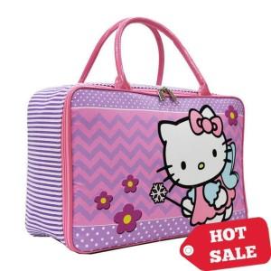 Best Deal Hello Kitty Tas Kosmetik Hello Kitty Bordir Plus Tali Termurah Tokopedia