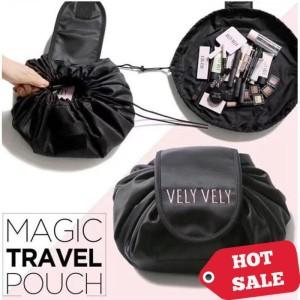 Vely Vely Korean Magic Travel Cosmetic Bag Tas Kosmetik Tokopedia
