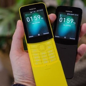 Nokia 8110 Banana Phone Ori Tokopedia
