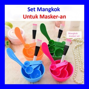 Mangkok Masker Kosmetik Tokopedia