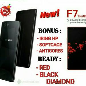 Oppo F7 Youth Ram 4gb 64gb Resmi Tokopedia