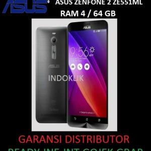 Asus Zenfone 2 Ze551ml Ram 4gb Internal 64 Gb 4g Garansi Distributor Tokopedia
