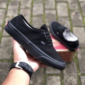 Vans Autentic Sepatu Cowok Tokopedia